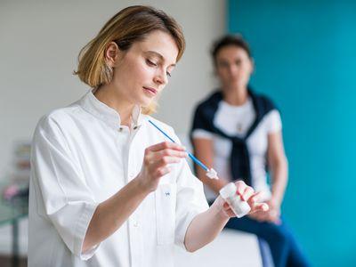 Pap smear/gynecologist exam