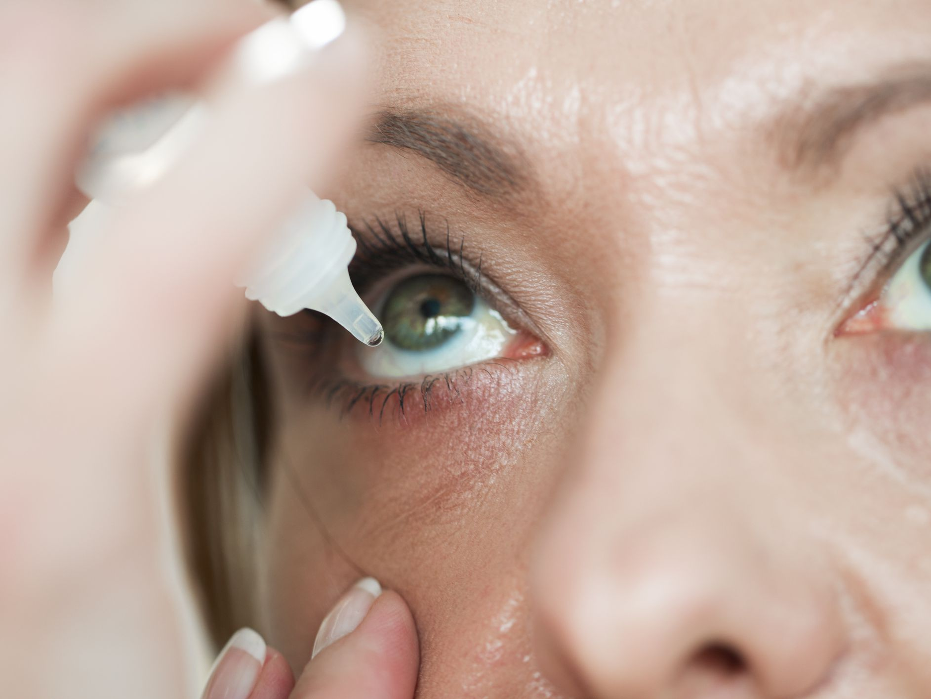 Natural Treatments for Dry Eyes
