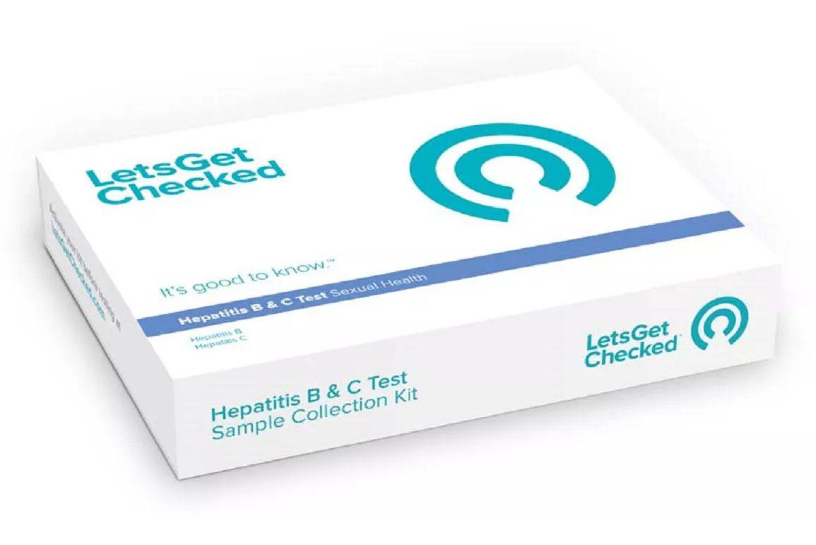 LetsGetChecked Hepatitis B&C Test