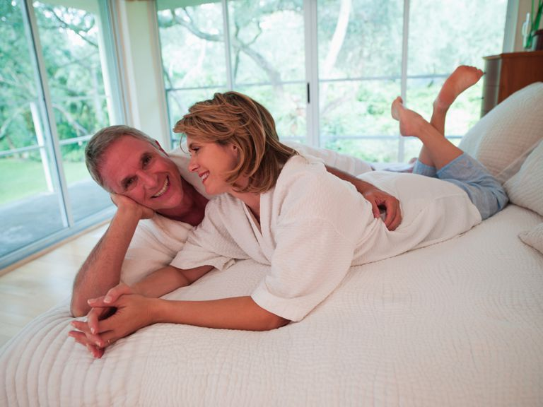 couple bedroom sex