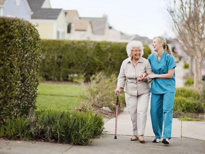 Visiting nurse services