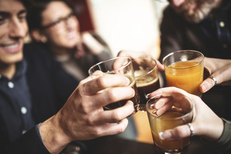 Аллергия на алкоголь и нетерпимость: причины и симптомы