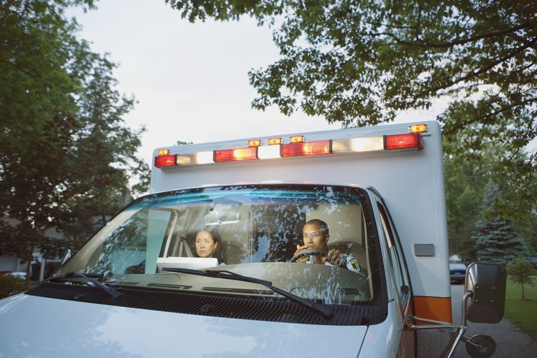 what you should know about ambulance drivers