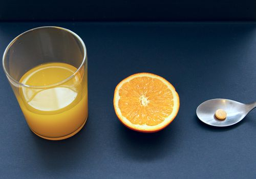 sources and supplements of vitamin c