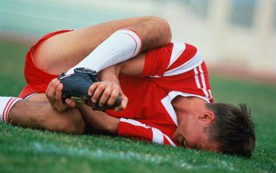 soccer foot injury