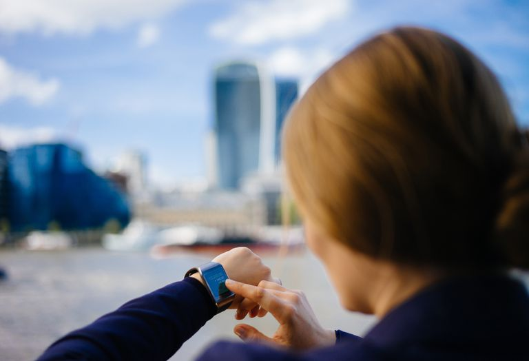 Motion Wearable Device to Monitor Your MS