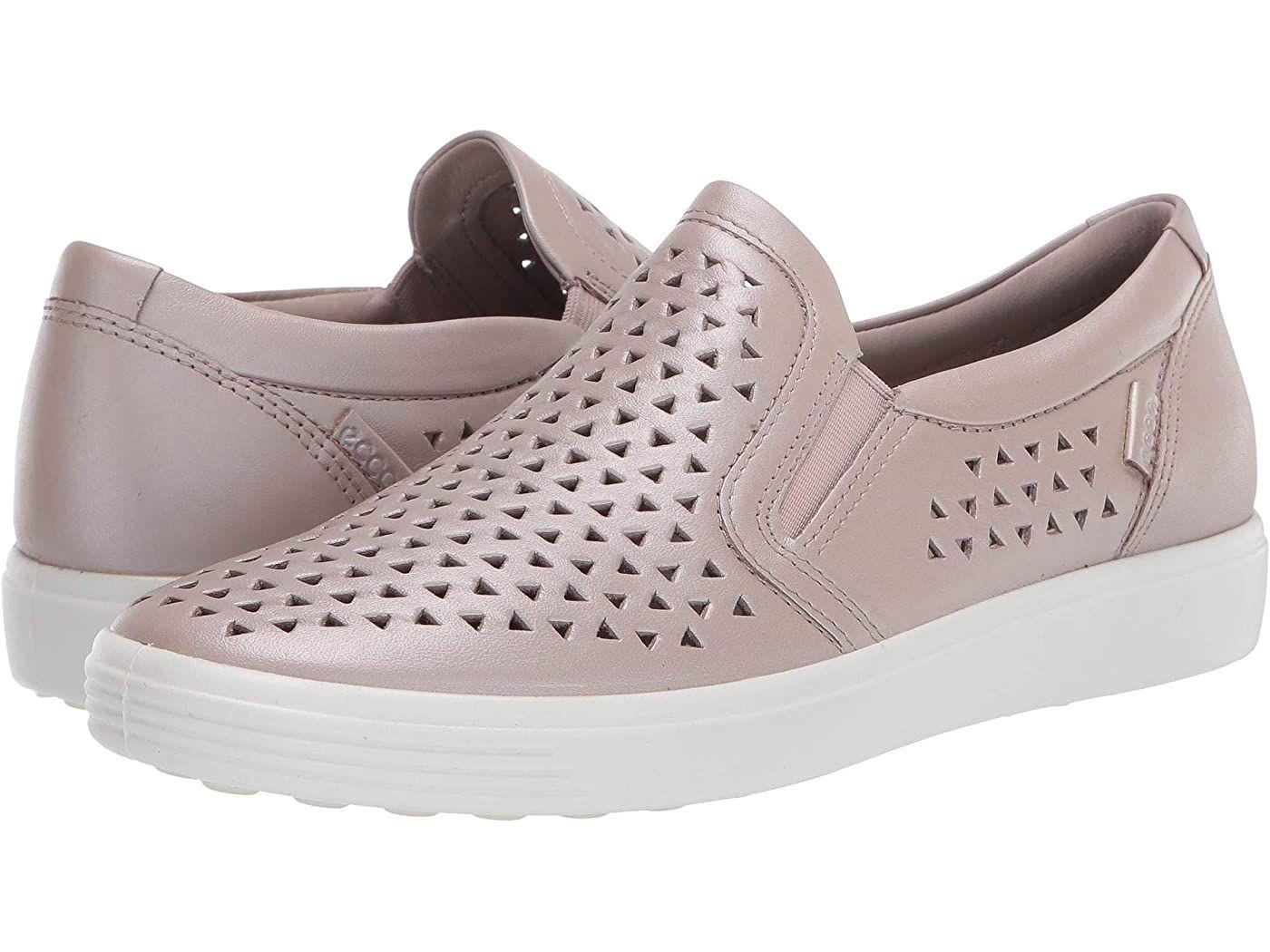 Ecco Soft 7 Slip On Sneakers