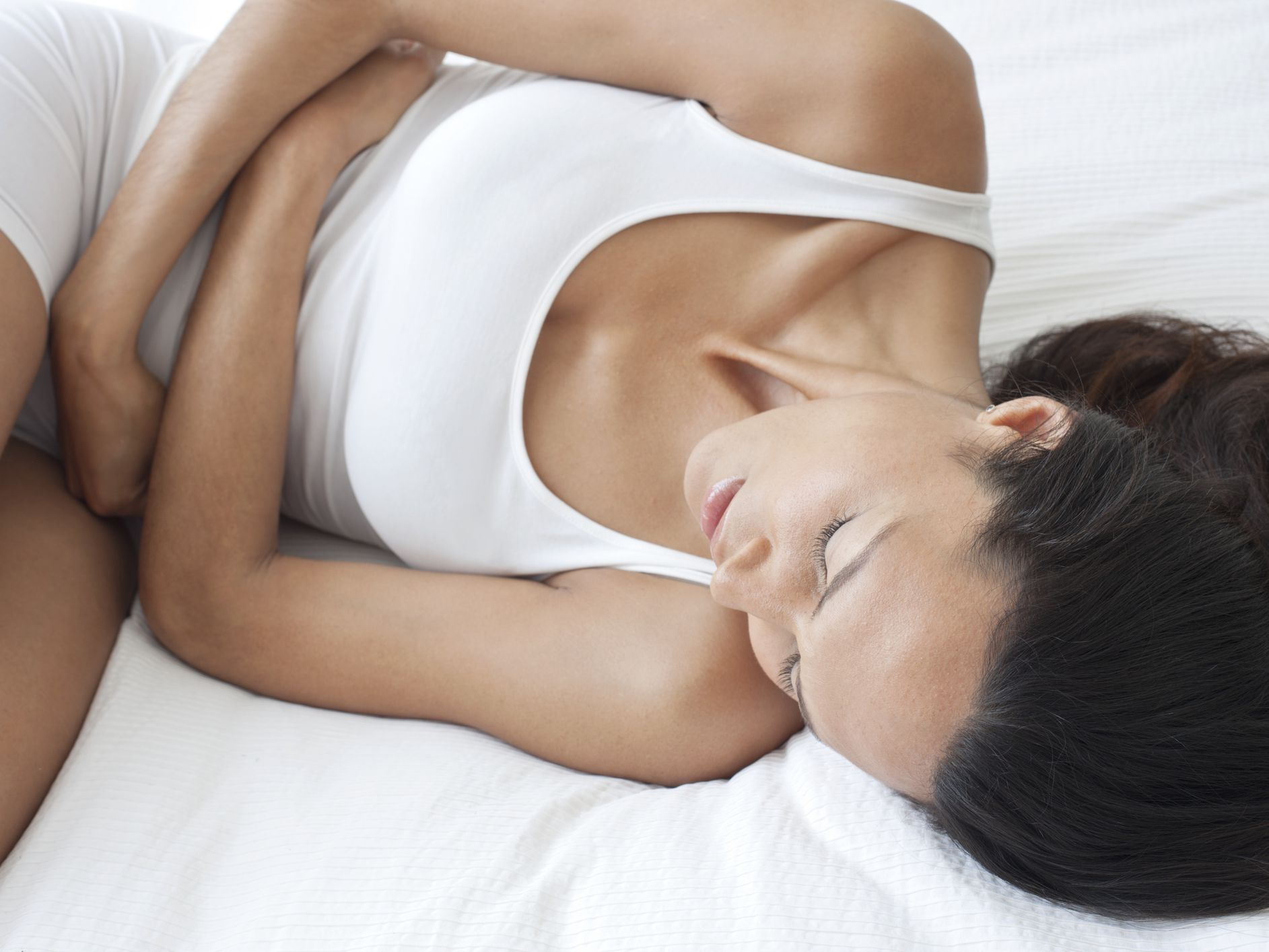 Do You Have Mittelschmerz Pain Between Your Periods?