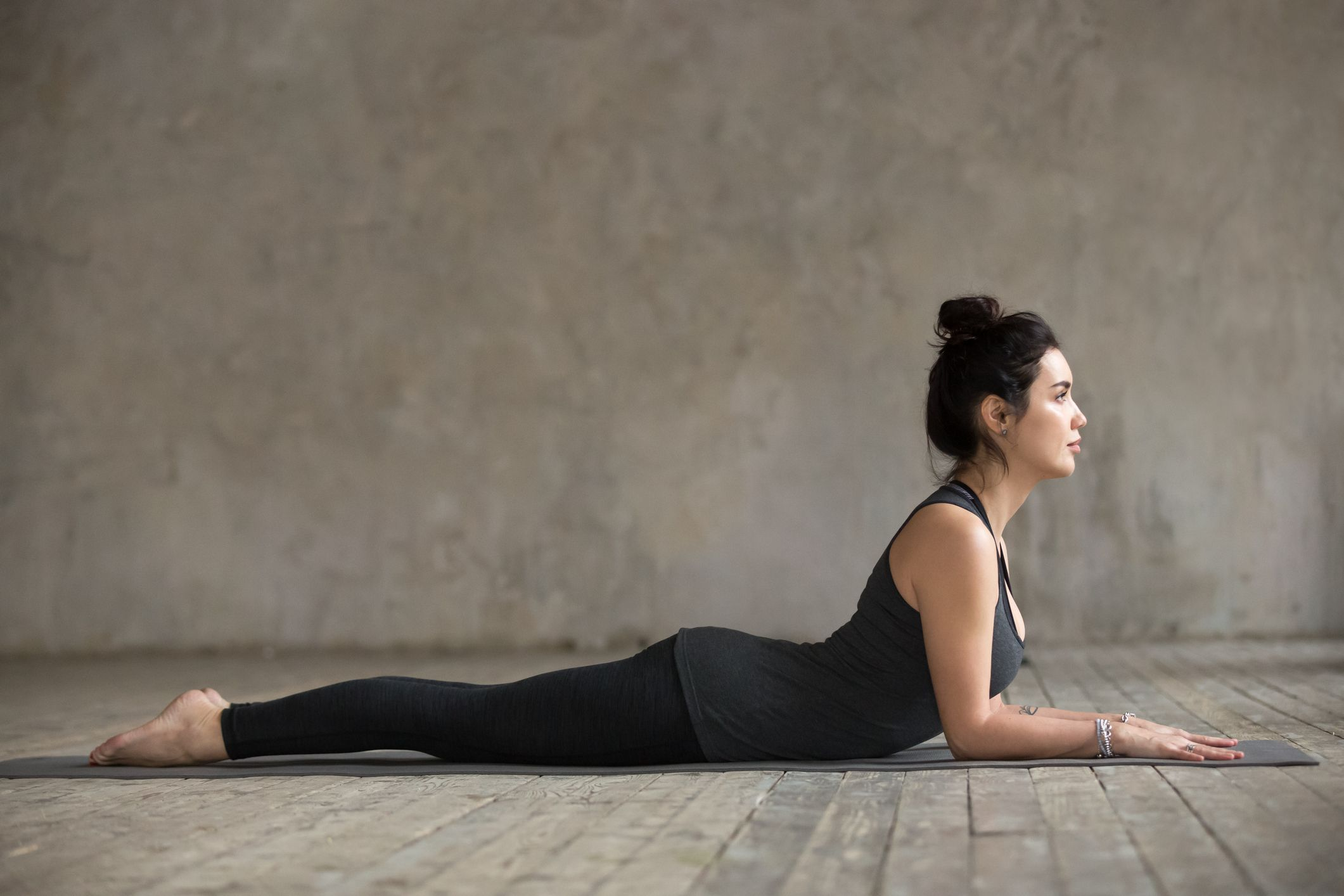 Strengthen Your Back and Core with the Prone Press Up Exercise