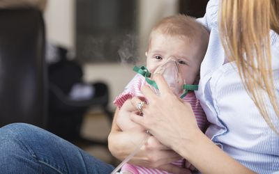 Nebulizer treatments are no longer a routine treatment for RSV.