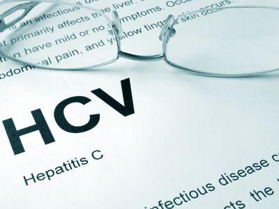 HCV written on a page.