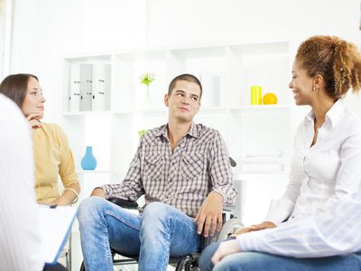 disability support group