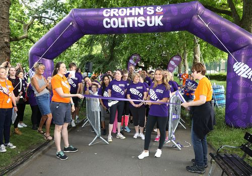 WALK IT Around London For Crohn's & Colitis UK event