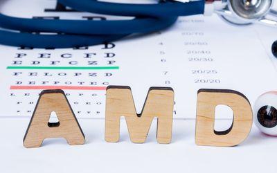 Macular degeneration: timeline of vision loss progression