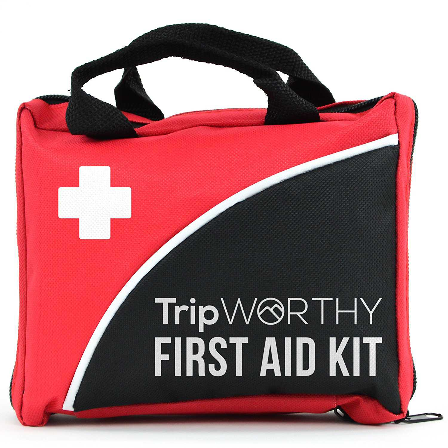 c4eb19b05f5c Best Overall  TripWorthy Compact First Aid Kit for Medical Emergency