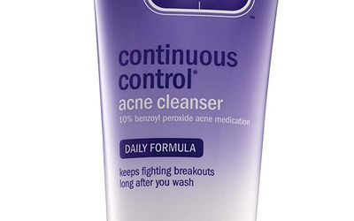 Clean & Clear Continuous Control Acne Cleanser