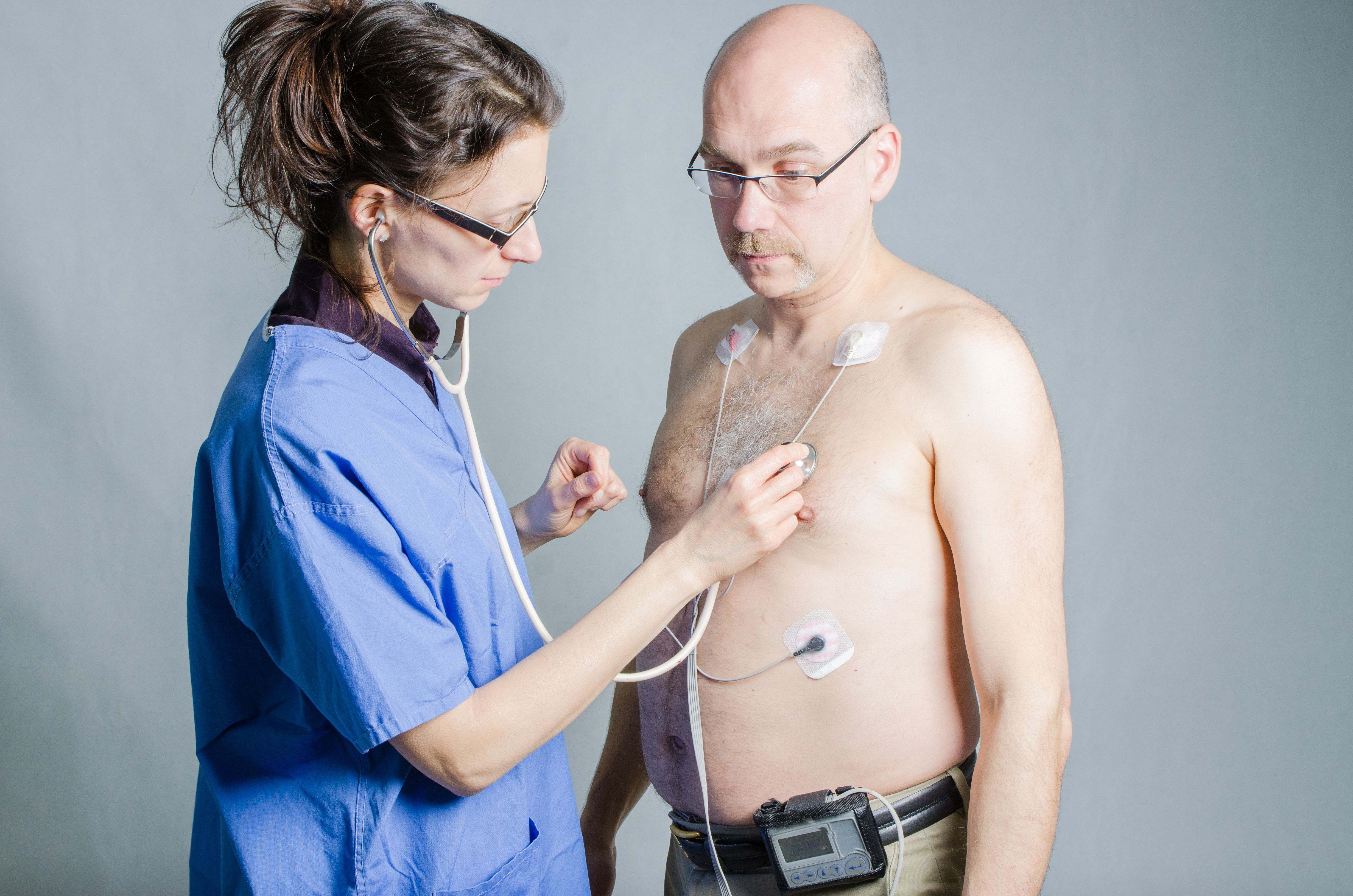 Holter Monitor Study Uses Side Effects Procedure Results
