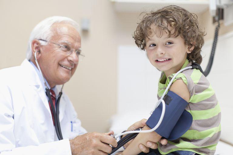 Children and hypertension