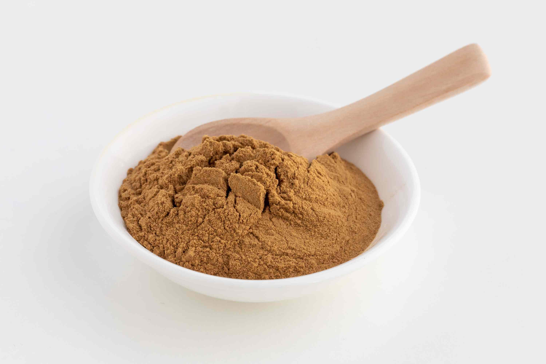 Brown seaweed powder