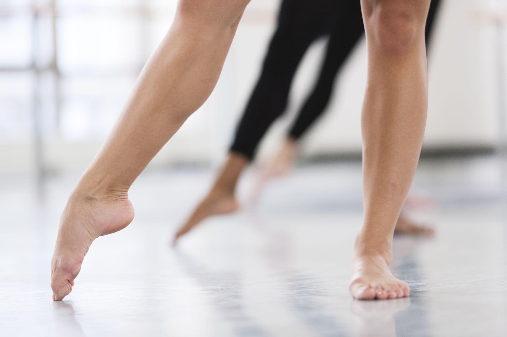 ballet ankle