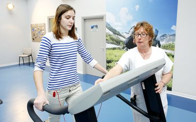 Cystic Fibrosis Care Center
