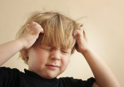 head lice symptoms