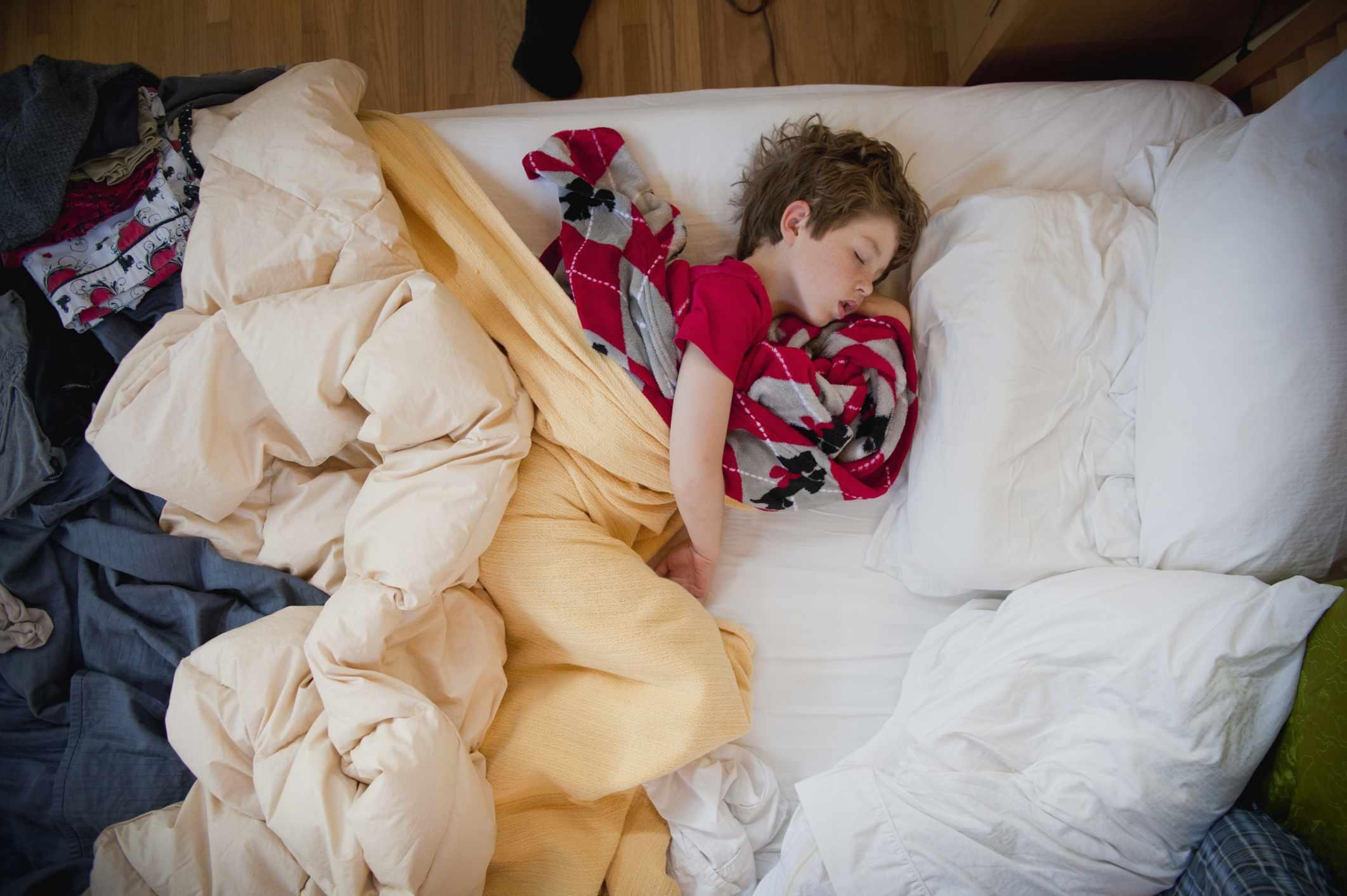 10 Surprising Signs Of Sleep Apnea In Children