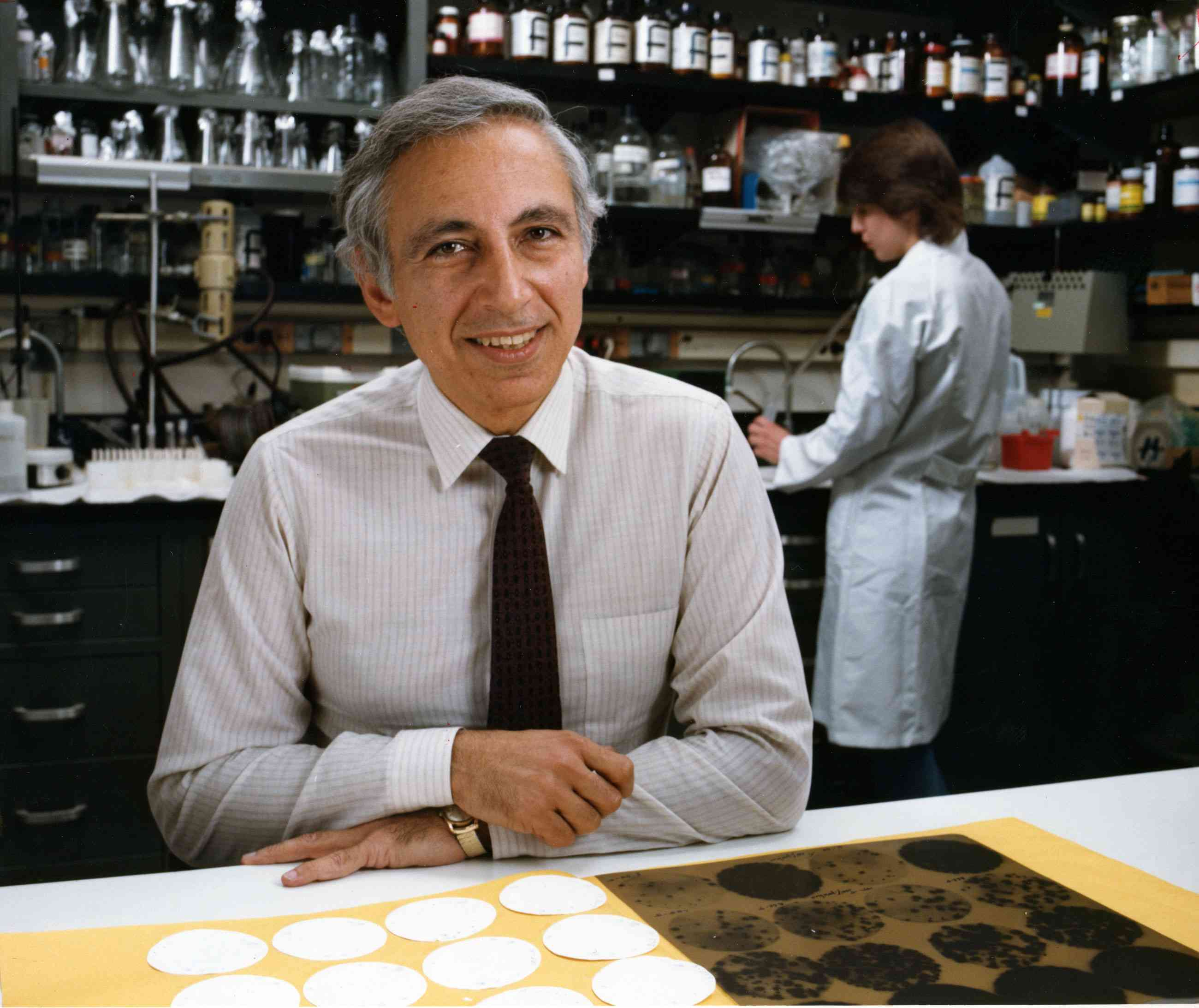Robert Gallo, Co-Discoverer of HIV