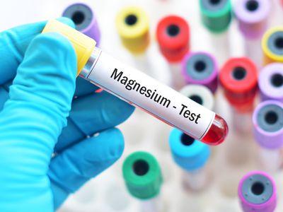 Magnesium blood test