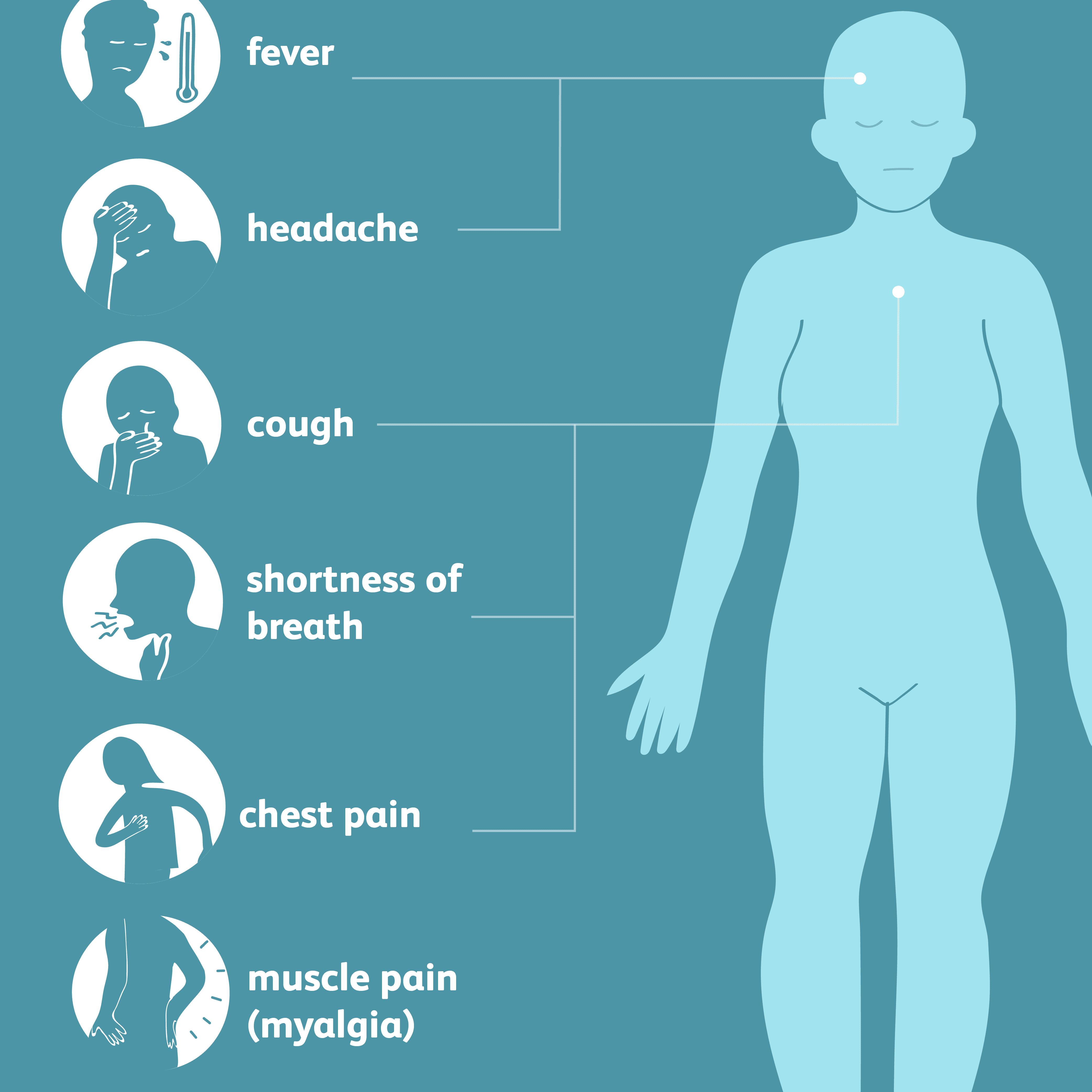 Coccidiomycosis symptoms