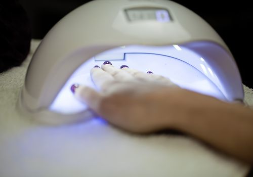 UV lamp and chemicals for nails may increase cancer risk