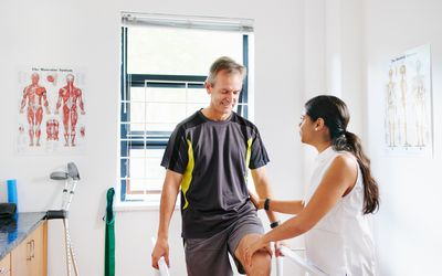 Physical therapy is often needed after meningitis recovery