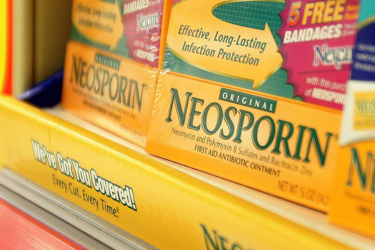 Should You Use Neosporin On A Cut