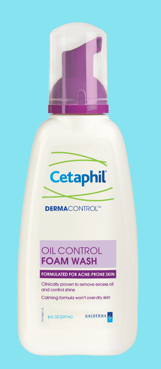 Review: Cetaphil Dermacontrol Oil Control Foam Wash