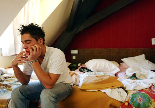 Smoking cigarettes may contribute to the causes of snoring and sleep apnea and quitting may help.