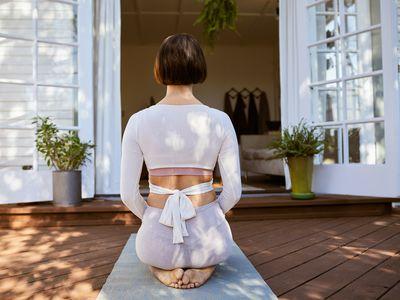 Yoga for knees