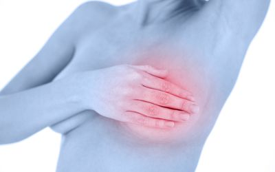 self-breast exam may reveal breast oil cysts