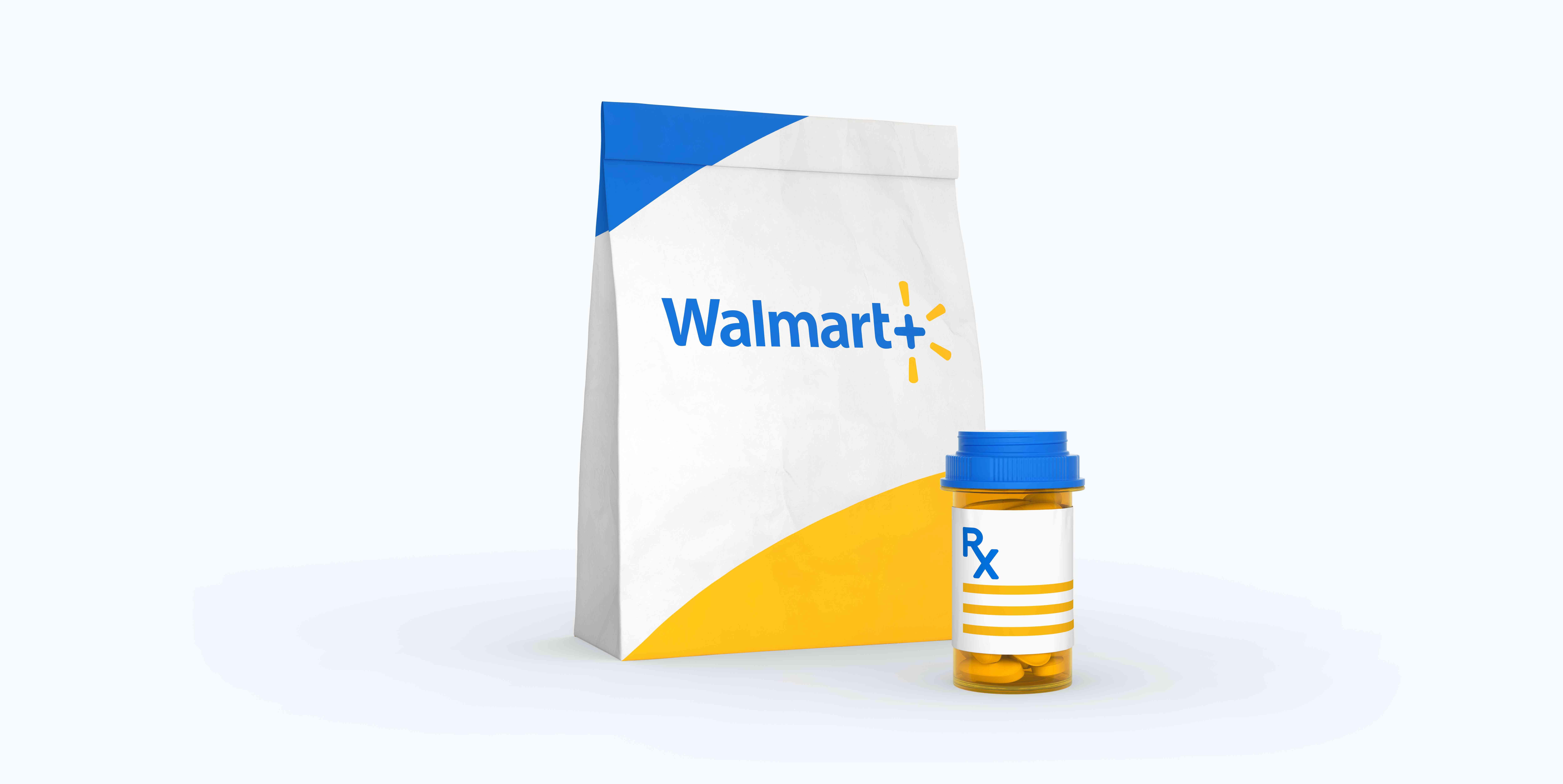 Walmart+ Rx