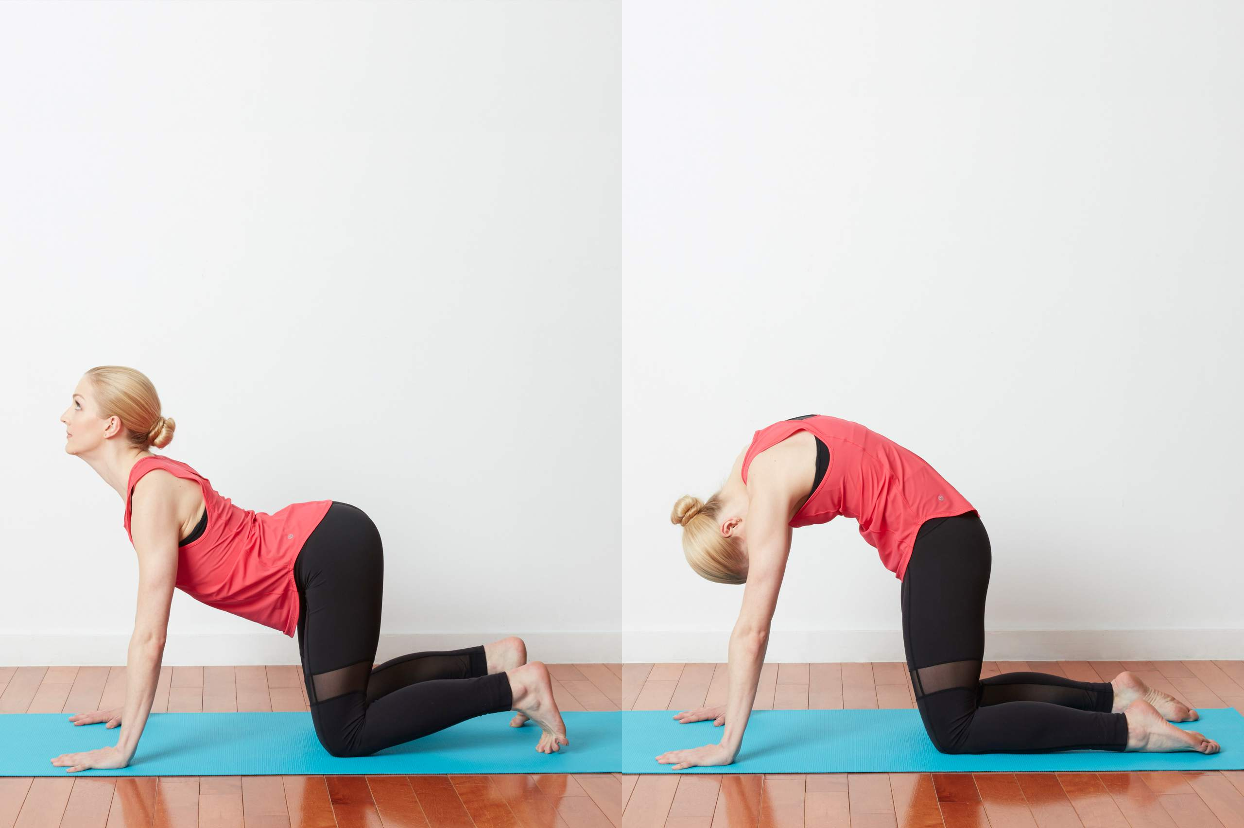Yoga Poses That Help Stop Headaches Before They Start