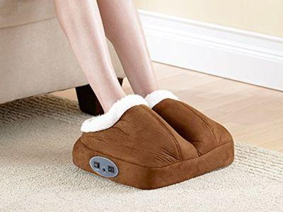 Sharper Image foot warmers