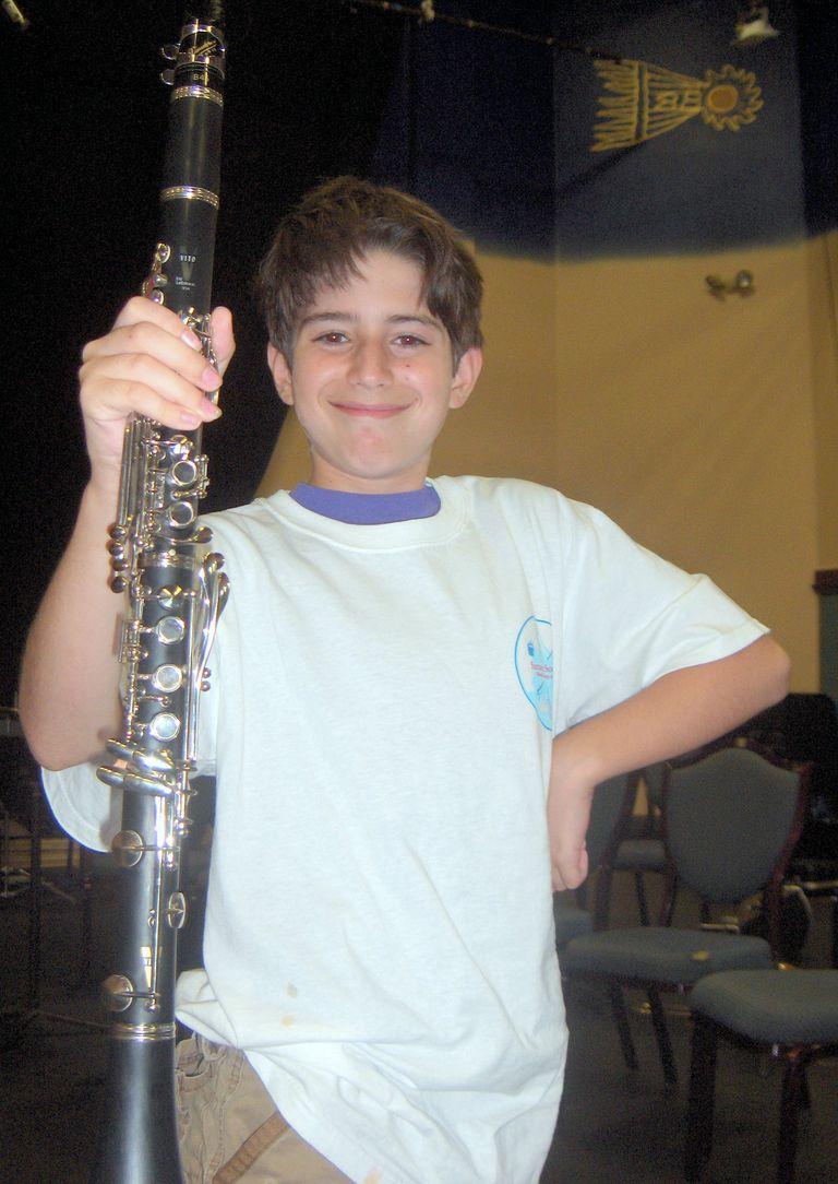 New Tom Clarinet