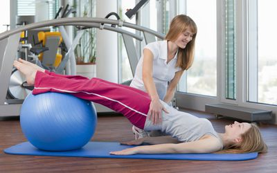 Your PT can prescribe the right exercises for your hip pain from FAI.