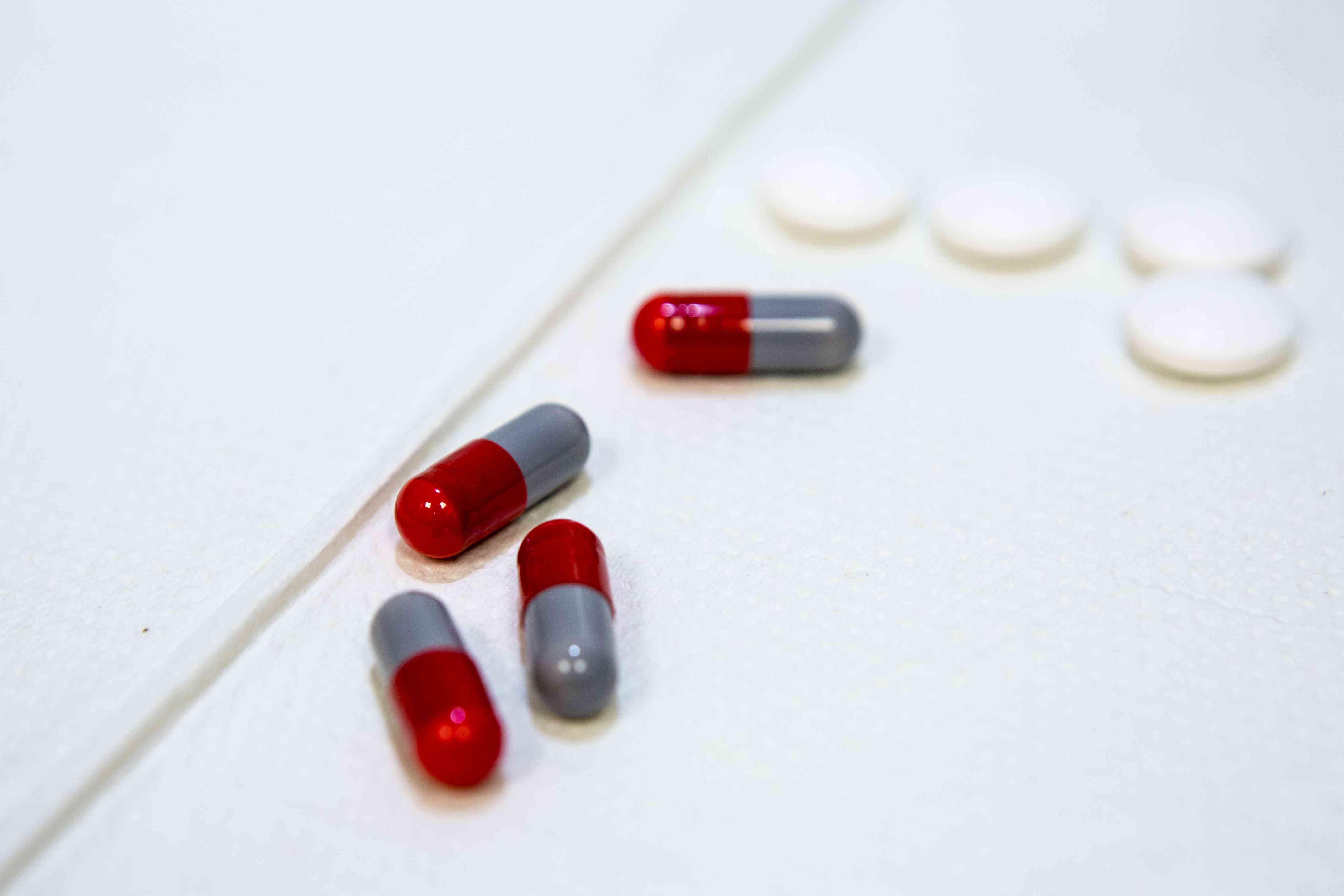 UK - Health - TB medication