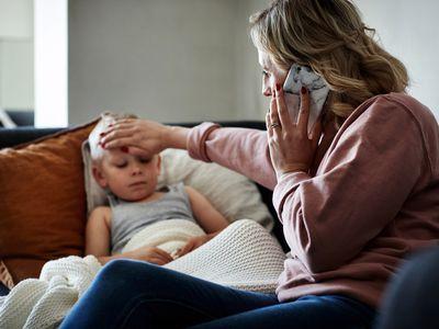 Fevers can trigger seizures in Dravet syndrome