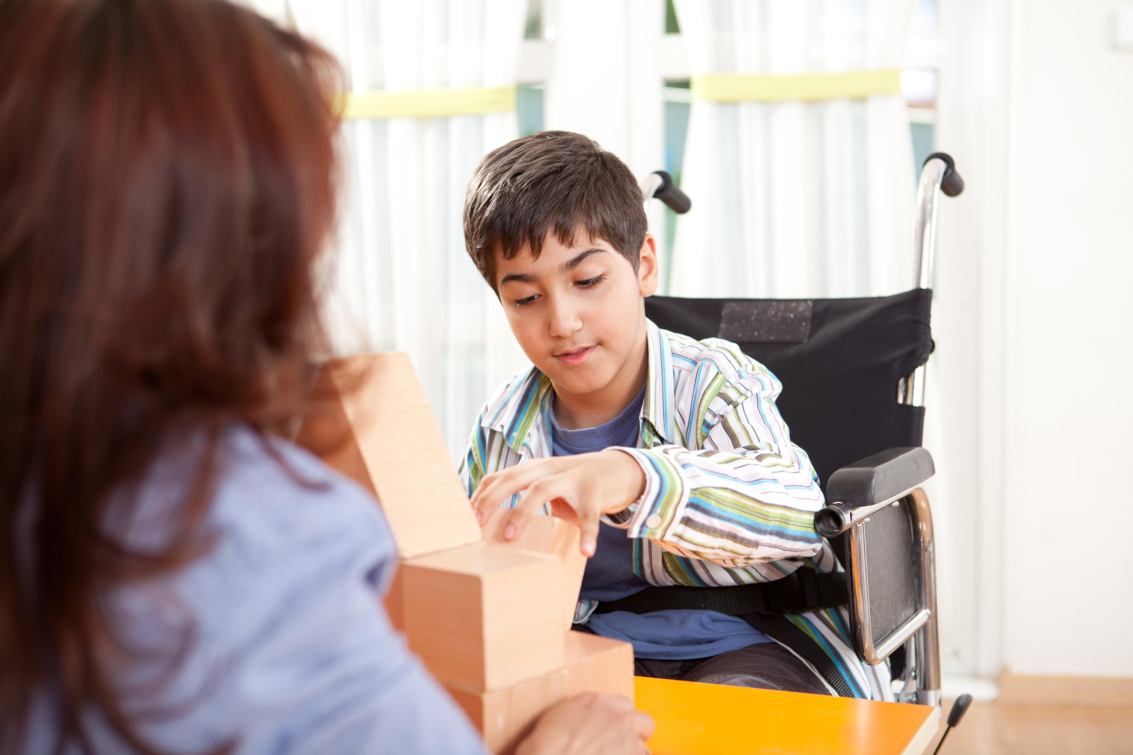 Daycare Facilities For Disabled Children