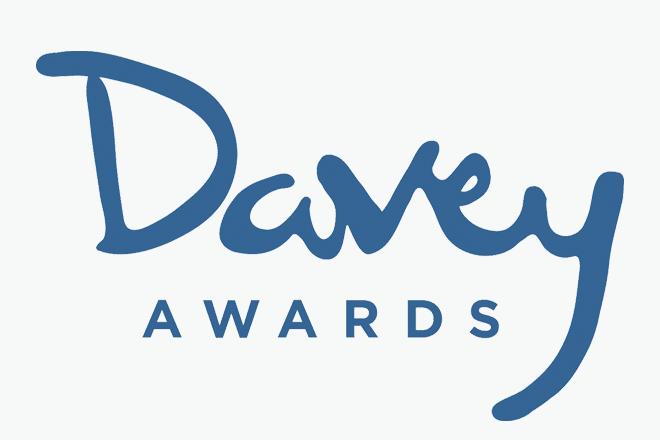 Davey awards logo