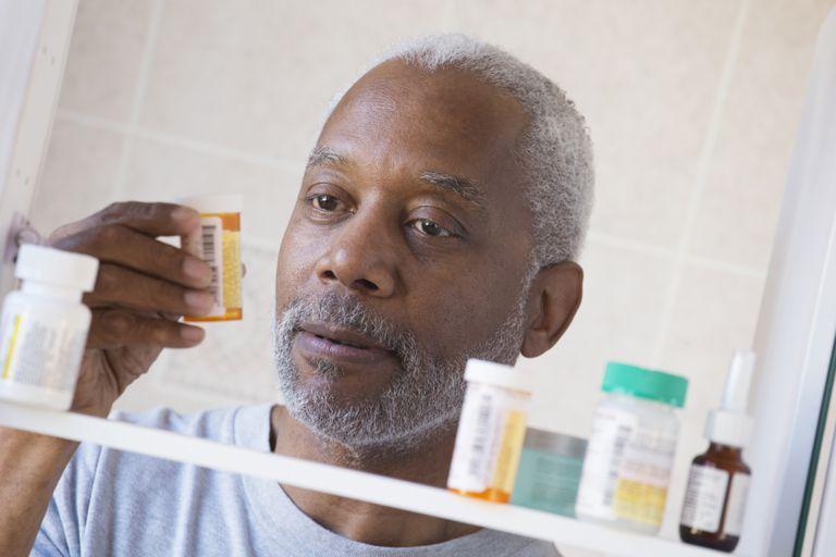 Hepatitis Patient Taking Medication