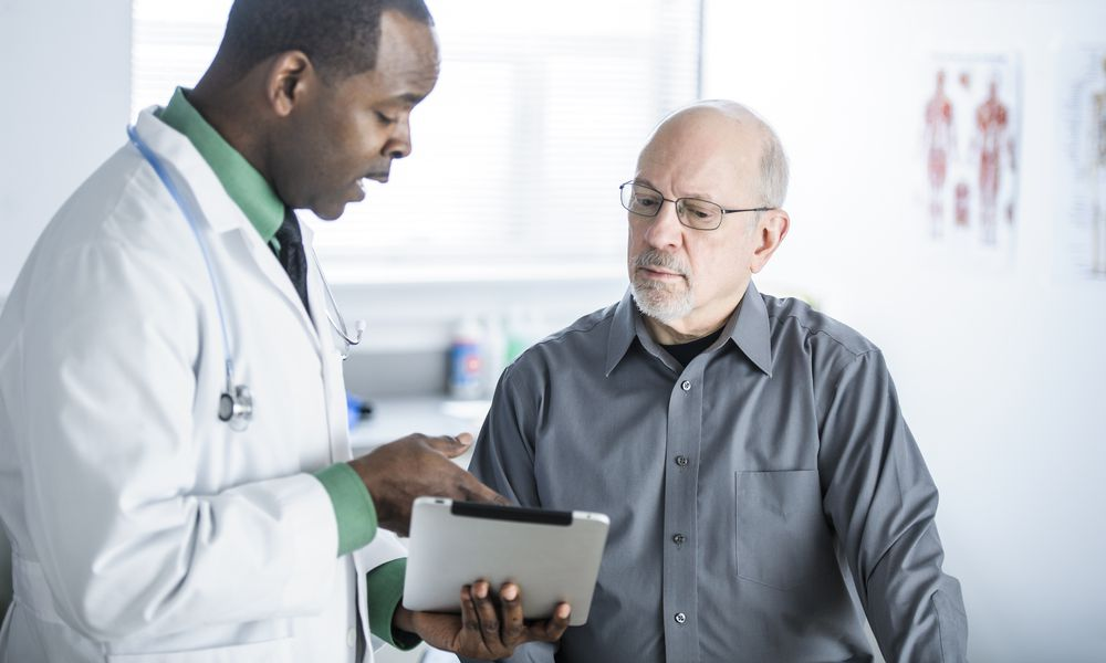 Getting a medical diagnosis