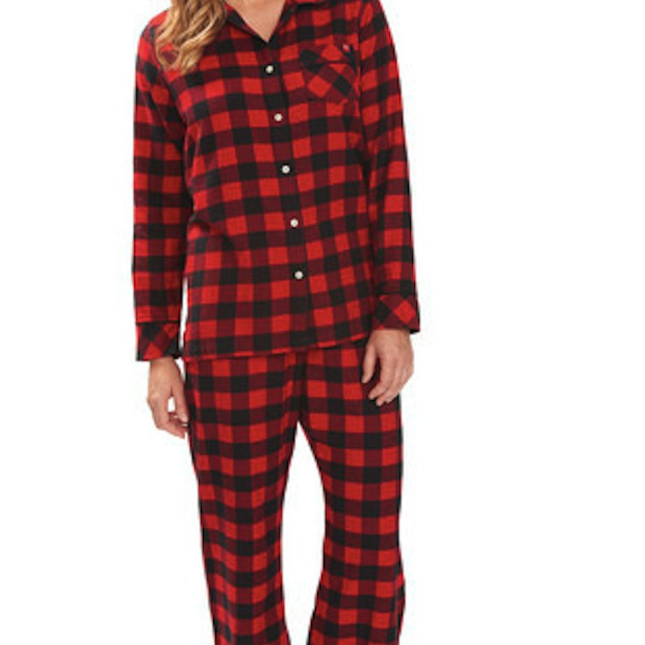 5ede78b346 8 Flannel Pajamas for Women With Osteoarthritis