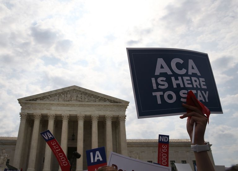 Supreme Court Rules In Favor Of Obamacare In Landmark Healthcare Case